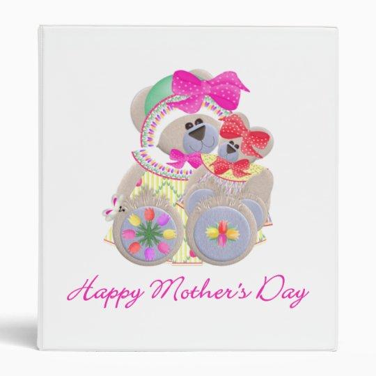 Happy Mother's Day (9) Binder