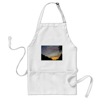 Happy Mothers Day Adult Apron