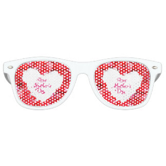 Happy Mother's Day Adult Wayfarer Party Shades