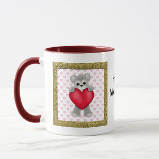 Happy Mother's Day Bears Mug