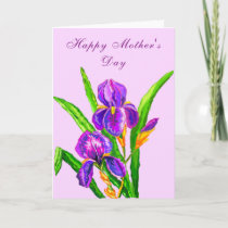 Happy Mother's Day - Beautiful Card