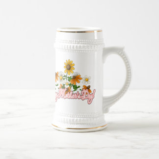 Happy Mother's Day Beer Stein