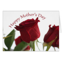 Happy Mother's Day - Blank Inside Card