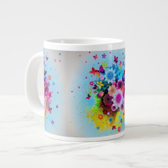 Happy Mother's Day Bone China Mug
