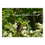 Happy Mother's Day Butterfly Card
