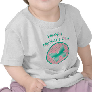 Happy Mother's Day Butterfly T-shirts