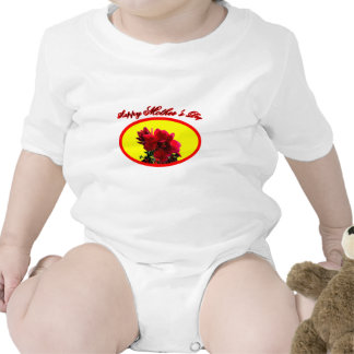 Happy Mother's Day Camellia bg Yellow The MUSEUM Z T Shirt