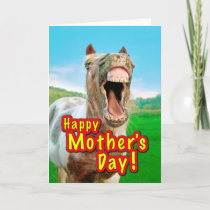 Happy  Mother's Day. Card