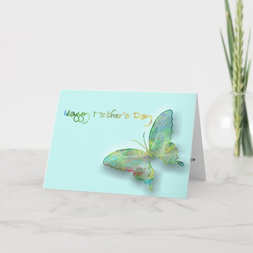 Image Happy Mothers Day Card