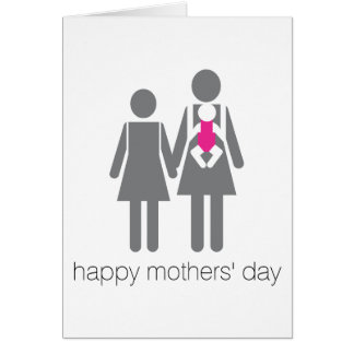 Happy Mothers' Day! Card