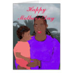 Happy Mother's Day Card (adult daughter to mother)