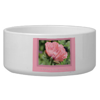 Happy Mother's Day Cards, Gifts Pet Food Bowl