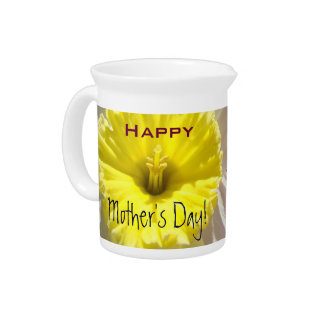 Happy Mother's Day! Celebration Pitcher Spring