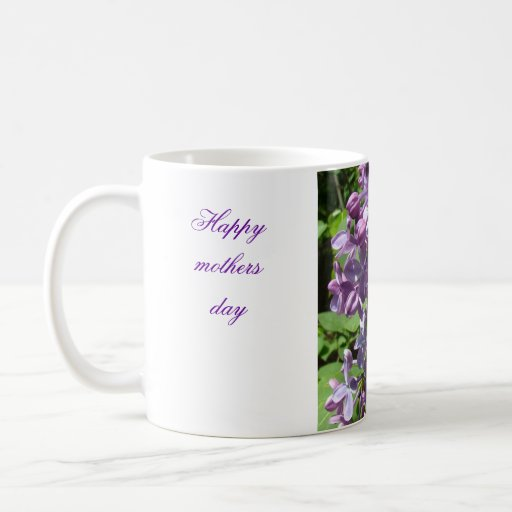 Happy mothers day classic white coffee mug