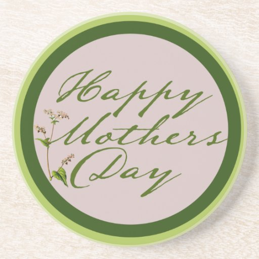 Happy Mothers Day Coaster