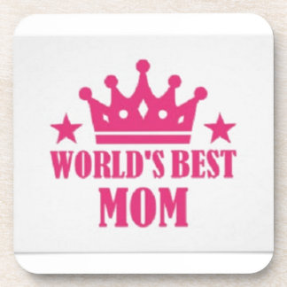 Happy Mother's Day Drink Coaster