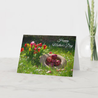 Happy Mother's Day Country Meadow Card