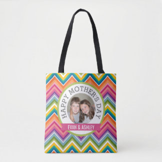 Happy Mother's Day - Custom Photo Template Tote Bag
