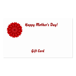 Happy Mother's Day!-Customize Business Cards