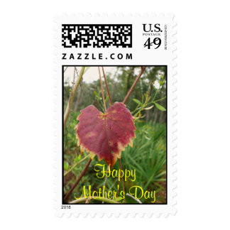 Happy Mother's Day - Customized Stamp