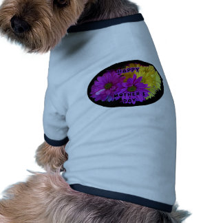 Happy Mother's Day Daisies The MUSEUM Zazzle Gifts Pet Tee