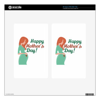 Happy Mothers Day Decals For Kindle Fire
