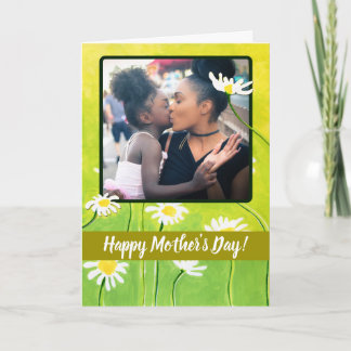 Happy Mother's Day Editable Photo Card