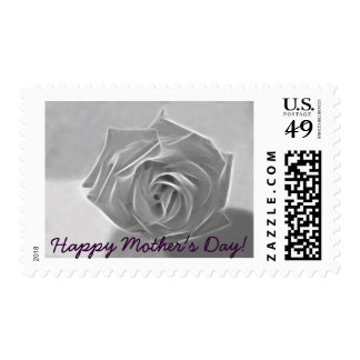 Happy Mother's Day - Essence of a Rose 3 Postage
