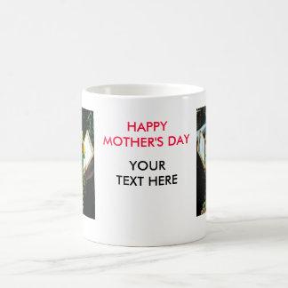 HAPPY MOTHER'S DAY Flower Coffee Mug