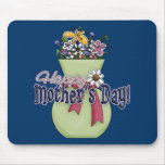 Happy Mother's Day Flowers 2 Mouse Pad