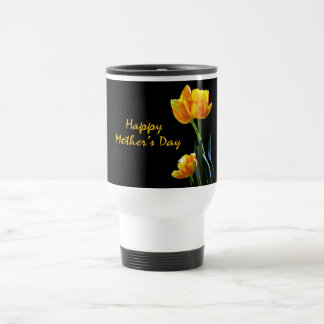 Happy Mother's Day Flowers Mug