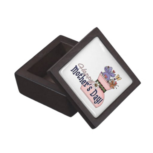 Happy Mother's Day Flowers Premium Gift Boxes