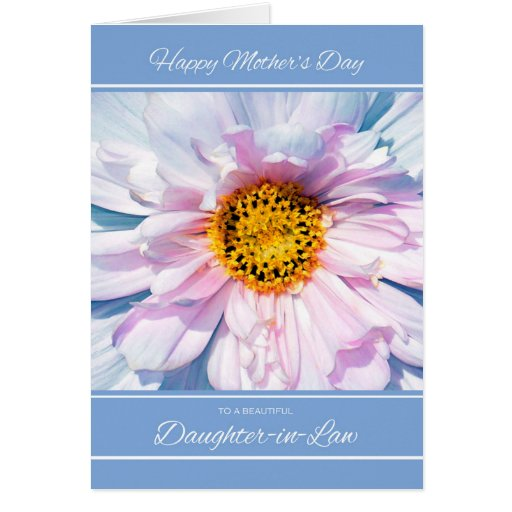 Happy Mother's Day for Daughter-in-Law Card | Zazzle