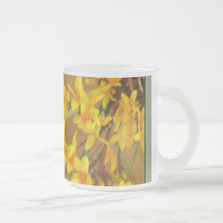 Happy Mother's Day Forsythia Coffee and Tea Mug