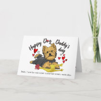 Happy Mother's Day from your Terrier Dog Card