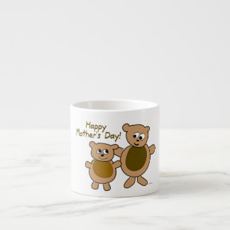 Happy Mother's Day Gift Espresso Cup