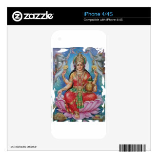 Happy Mothers Day Gift Ideas Hindu Goddess iPhone 4 Skins