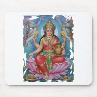 Happy Mothers Day Gift Ideas Hindu Goddess Mouse Pad