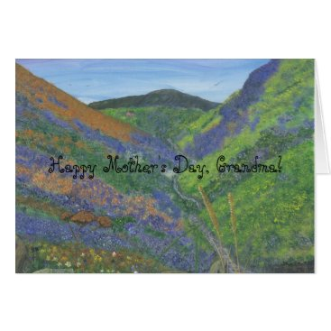 Loristore Happy Mother's Day, Grandmother Card