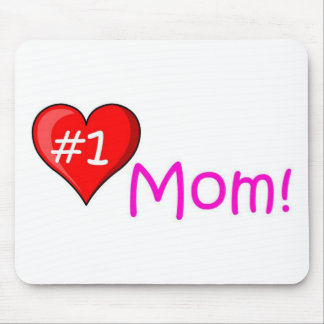 Happy Mother's Day! (Greatest Mom) Mouse Pad