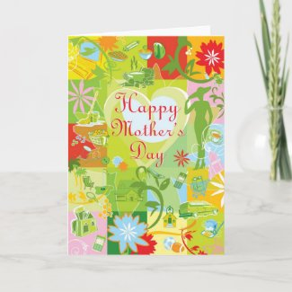 Happy Mother's Day Greeting Card card