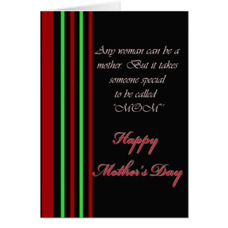 Happy Mother's Day-Greeting card-Angami Naga Lohe