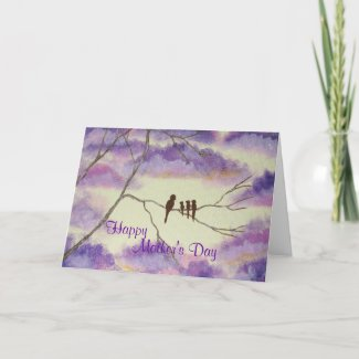 Happy Mother's Day Greeting Note Card card