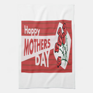 Happy Mothers Day Hand Towels
