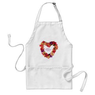 Happy Mothers Day , Hapy Mother's Day May 12th Adult Apron