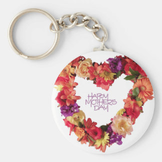 Happy Mothers Day , Hapy Mother's Day May 12th Keychain
