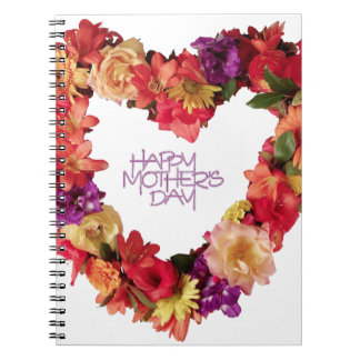 Happy Mothers Day , Hapy Mother's Day May 12th Notebook