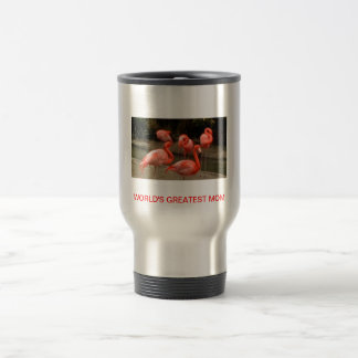 Happy Mother's Day II 15 Oz Stainless Steel Travel Mug