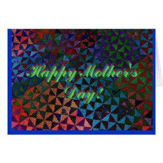 Happy Mother's Day in the Rhythm of Our Hearts Card
