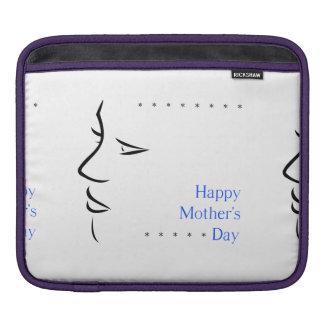 Happy mothers day iPad sleeves